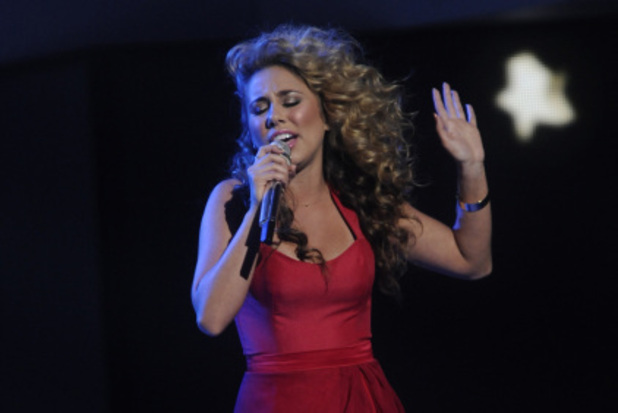 American Idol Top 10 Results Show - Haley Reinhart