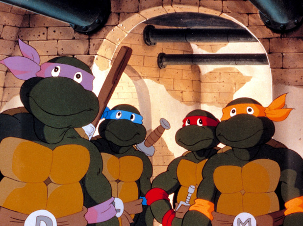 'Teenage Mutant Ninja Turtles' animated series (1987)