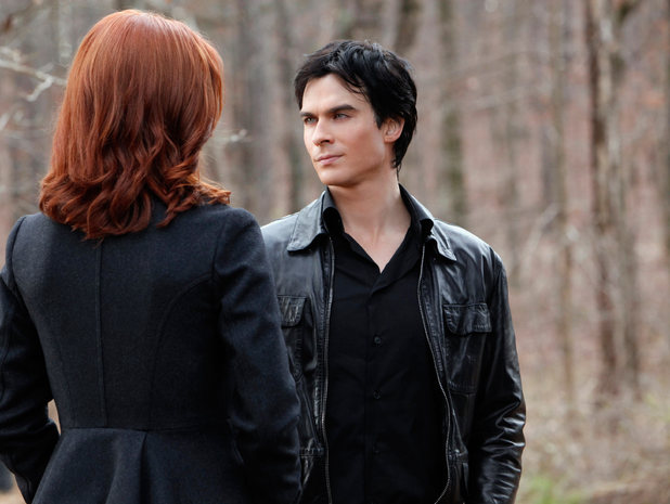 The Vampire Diaries s03e17: 'Break On Through'