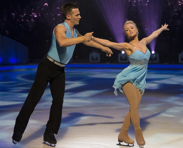 Jorgie and Matt perform their favourite routine of the series.