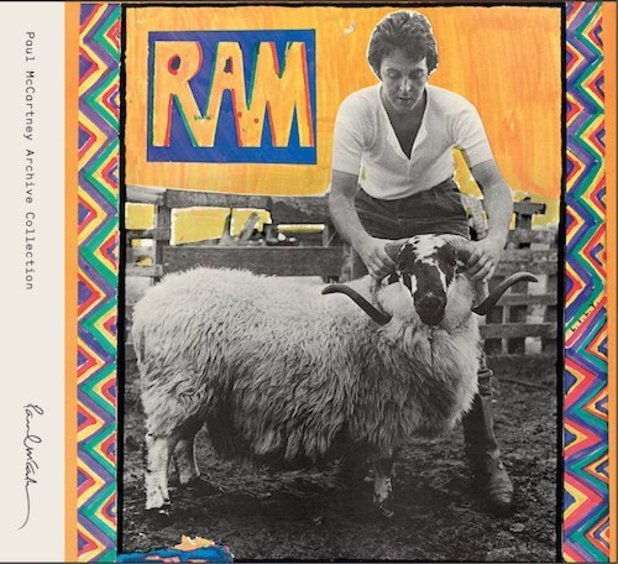 Paul McCartney: 'Ram'