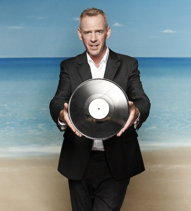 Fatboy Slim aka Norman Cook