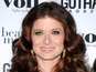Debra Messing says that relationships don't always last forever.
