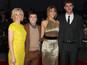 'Hunger Games' premiere interviews - vid