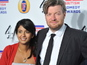 Charlie Brooker, Konnie Huq welcome son