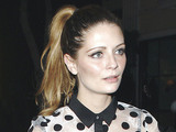 Mischa Barton leaving Il Sole Restaurant West Hollywood