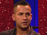 Mike 'The Situation' Sorrentino MTV's 'Jersey Shore' Season 5 Reunion