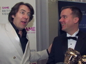 Watch a video of Jonathan Ross and Valve on Portal 2 picking up three BAFTAs.