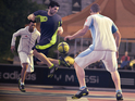 FIFA Street continues its assault on the top of the Xbox 360 chart.