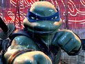 "Peter Laird calls the initial Ninja Turtles script ""wretched""."