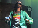 Snoop Dogg says that The Voice does not work as well as The X Factor.