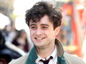 See the Harry Potter star in a new music video.