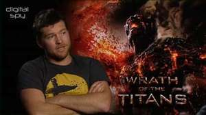 'Wrath Of The Titans' director and star Sam Worthington