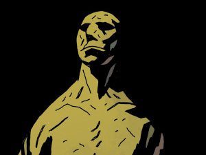 Mike Mignola, Christopher Golden's 'Joe Golem'