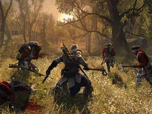 Assassins Creed III screenshot