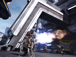 'Dust 514' screenshot