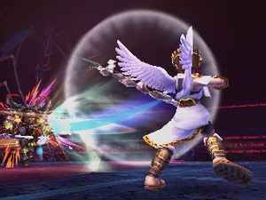 &#39;Kid Icarus: Uprising&#39; screenshot
