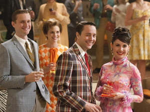 Mad Men, season five, a Little Kiss