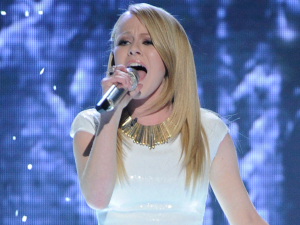 American Idol Season 11 - The Top 9 perform - Hollie Cavanagh