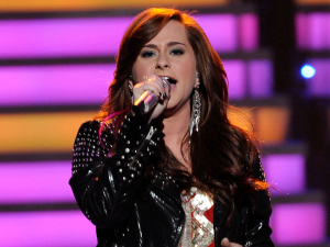 American Idol Season 11 - The Top 9 perform - Skylar Laine