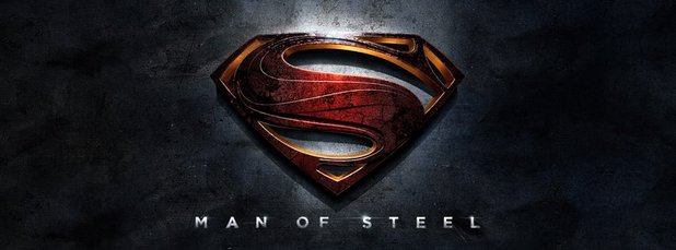Superman: Man of Steel logo
