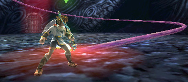'Kid Icarus: Uprising' screenshot