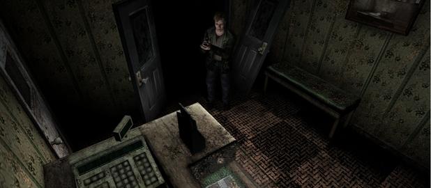 'Silent Hill HD Collection' screenshot