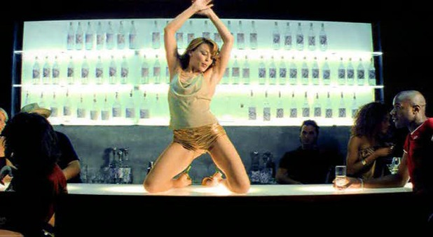 Kylie Minogue: 'Spinning Around' video