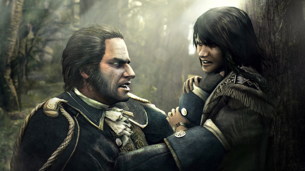 Assassins Creed 3 - First-look images - Young Connor cinematic