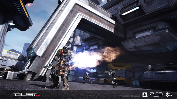 &#39;Dust 514&#39; screenshot