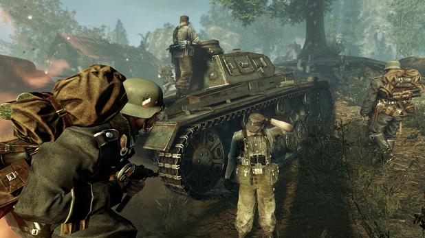 'Enemy Front' screenshot