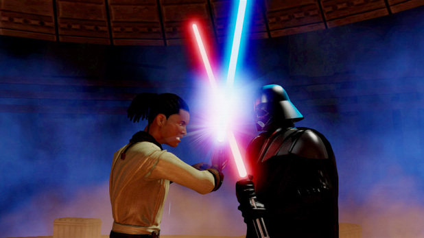 Gaming Review: Kinect Star Wars