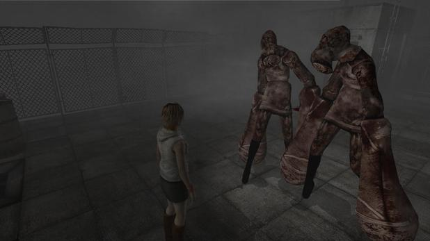 'Silent Hill HD Collection' screenshot