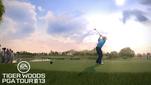 'Tiger Woods PGA Tour 13' screenshot
