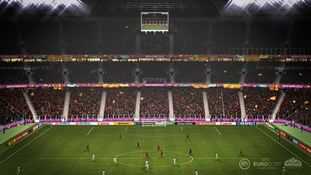 UEFA Euro 2012 expansion first images