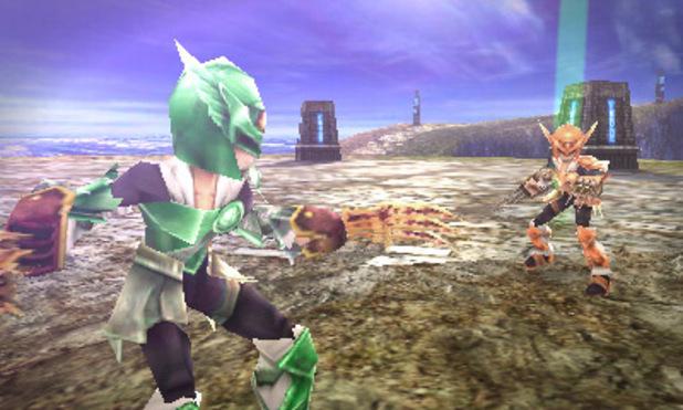 'Kid Icarus: Uprising' screenshot