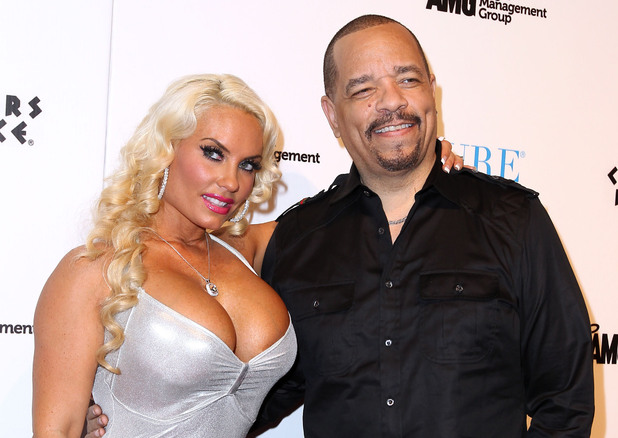 Ice-T and Nicole 'Coco' Austin