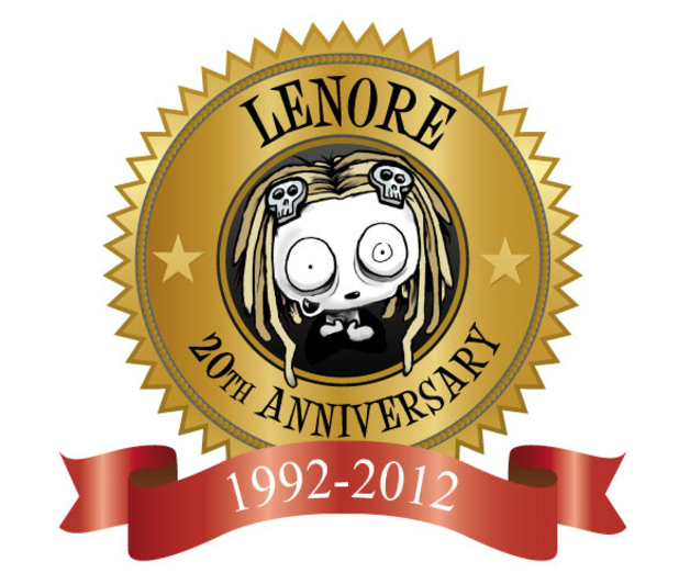 Titan Comics: Lenore 20th Anniversary
