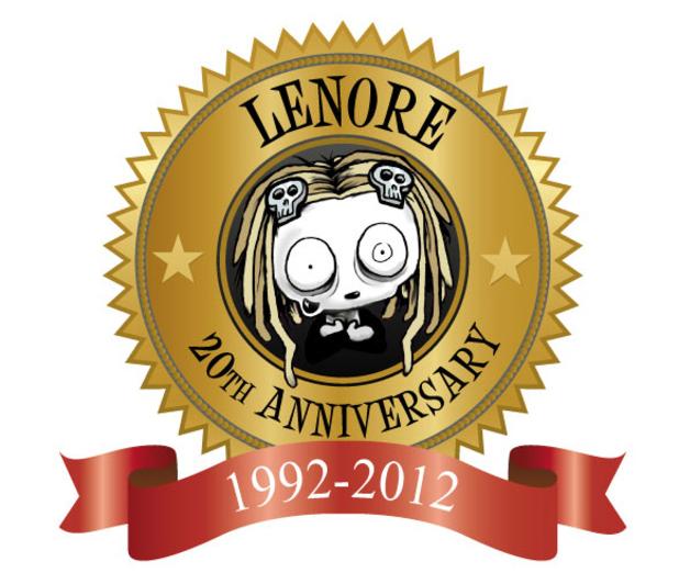 Titan Comics: Lenore 20th Anniversary