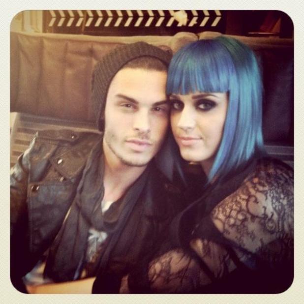Katy Perry, Baptiste Giabiconi