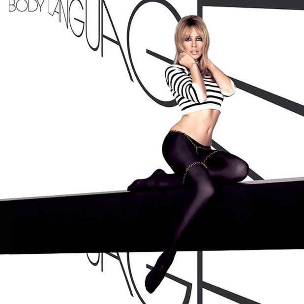 Kylie Minogue: 'Body Language'