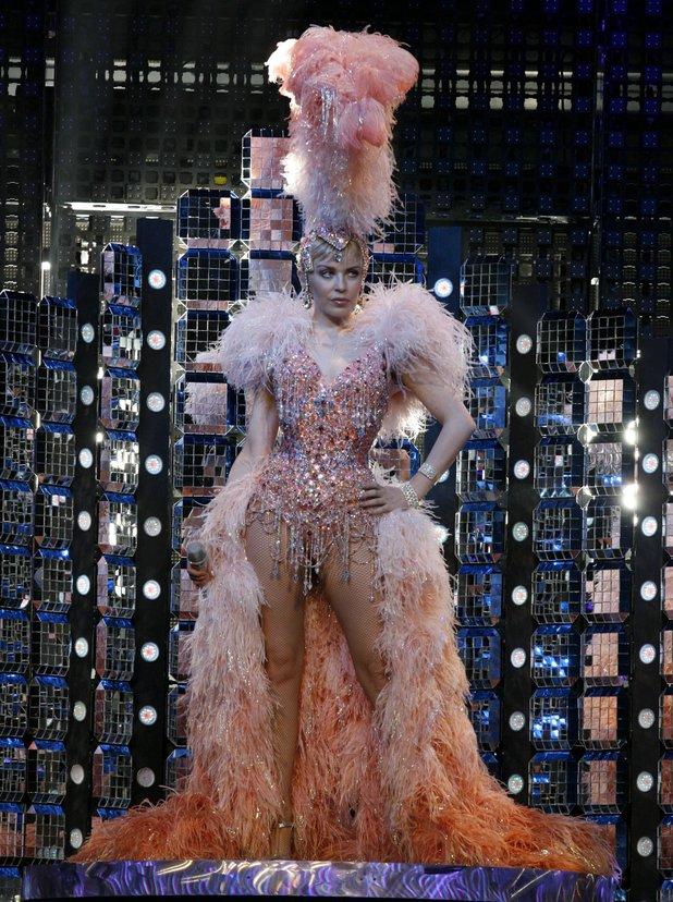 Kylie Minogue 'Showgirl' tour