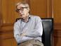 Alec Baldwin for Woody Allen's latest