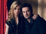 Silent Witness Nikki Alexander [EMILIA FOX], Leo Dalton [WILLIAM GAMINARA]