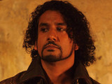 Naveen Andrews as Lord Akbari in Sinbad