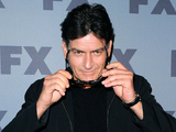 Charlie Sheen FX 2012 Ad Sales Upfront - Arrivals New York City