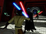 'Kinect Star Wars' screenshot