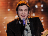 American Idol Season 11 - The Top 9 perform - Phillip Phillips