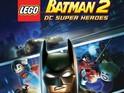 LEGO Batman 2's cover features Batman, Robin and Superman.