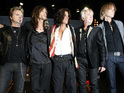 Aerosmith's guitarist says the group will promote their new LP on the season-ender.